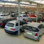 Instalaciones parking interior