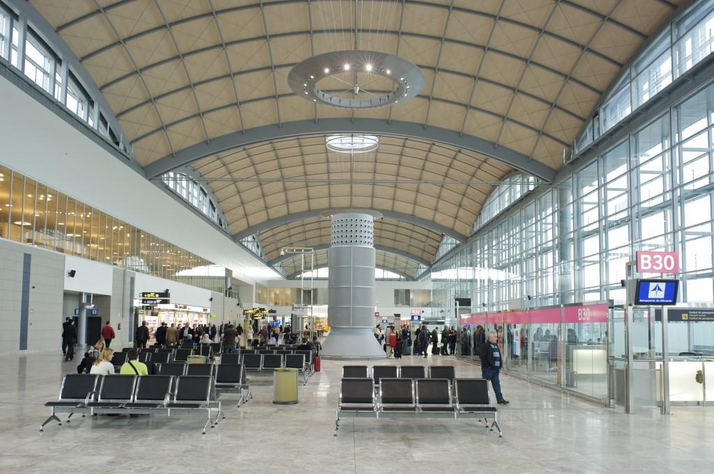 Aeropuerto de Alicante,