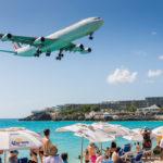 El viaje en avión en cifras